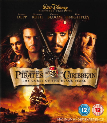 Pirati dei Caraibi: La Maledizione Della Prima Luna (2003) .mkv 4K 2160p WEB-DL H265 HDR ITA ENG DTS-ES AC3 Subs