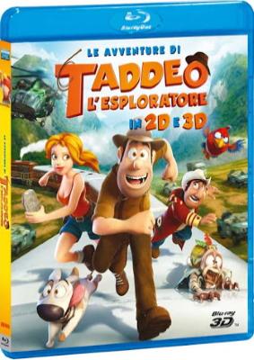 Le Avventure Di Taddeo L'Esploratore (2012) 3D H.SBS .mkv BDRip 1080p x264 ITA ENG DTS AC3 Subs SBS VaRieD