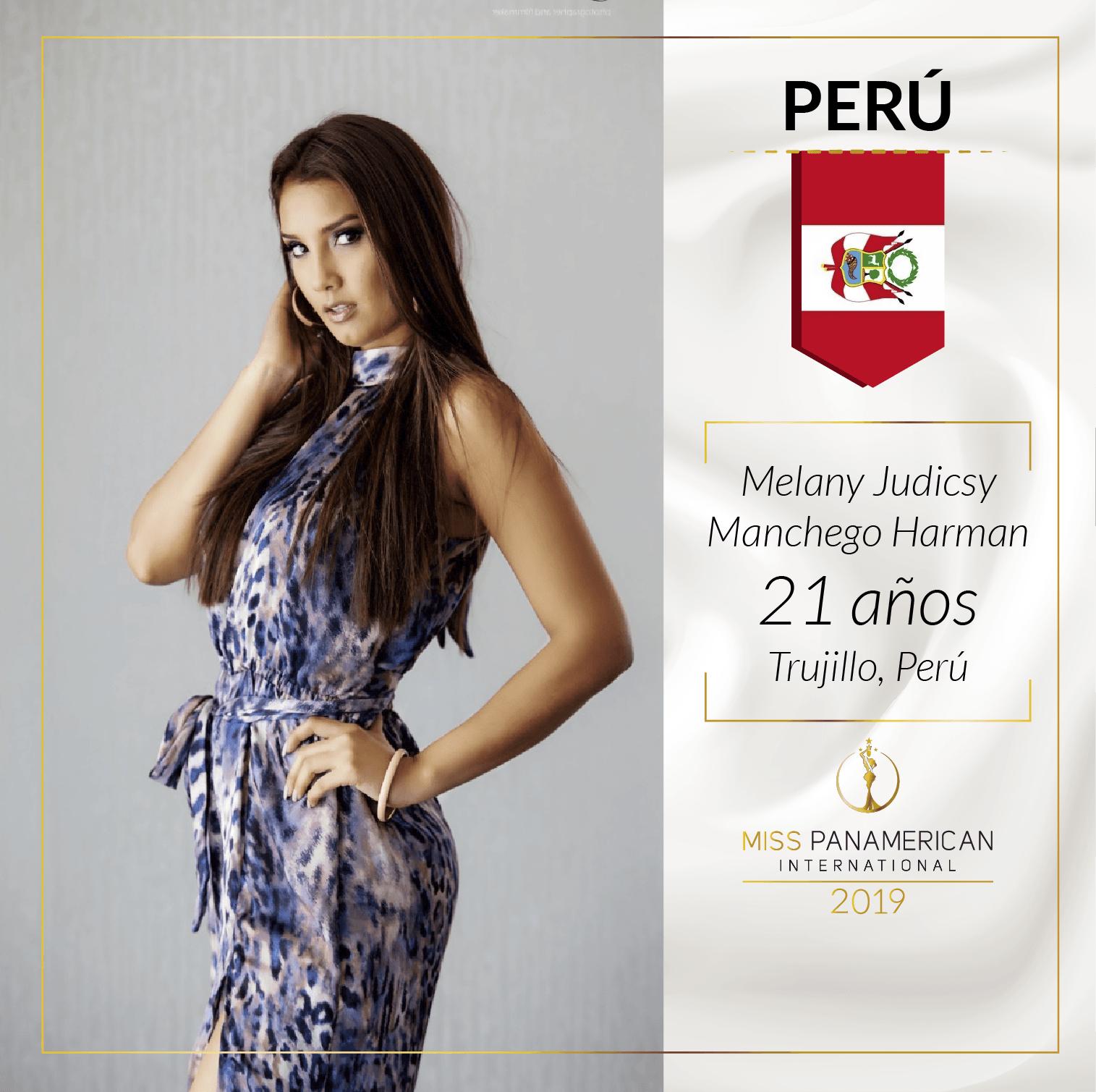 candidatas a miss panamerican international 2019. final: 2 nov. sede: guadalajara. Ct8ese4q
