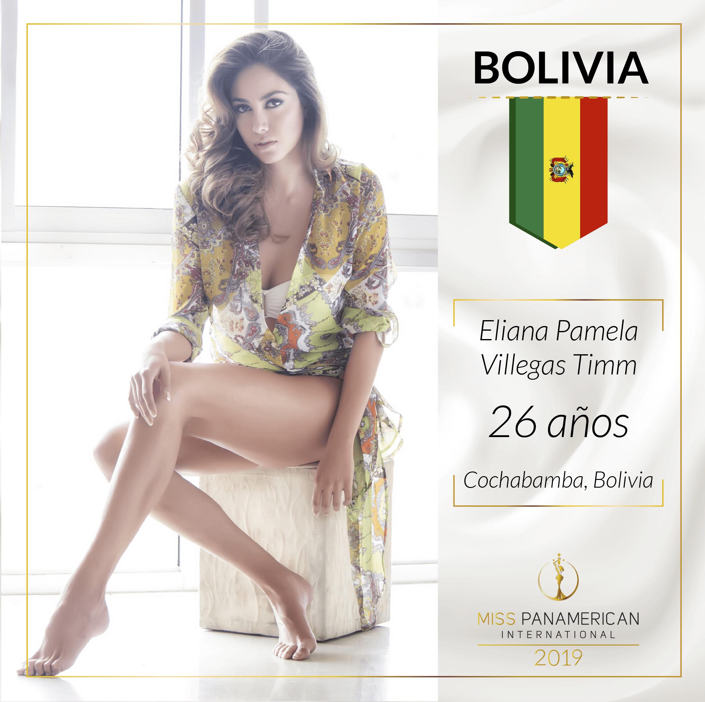 candidatas a miss panamerican international 2019. final: 2 nov. sede: guadalajara. O3sgkwxl