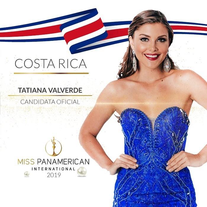 candidatas a miss panamerican international 2019. final: 2 nov. sede: guadalajara. - Página 3 33uf88z9
