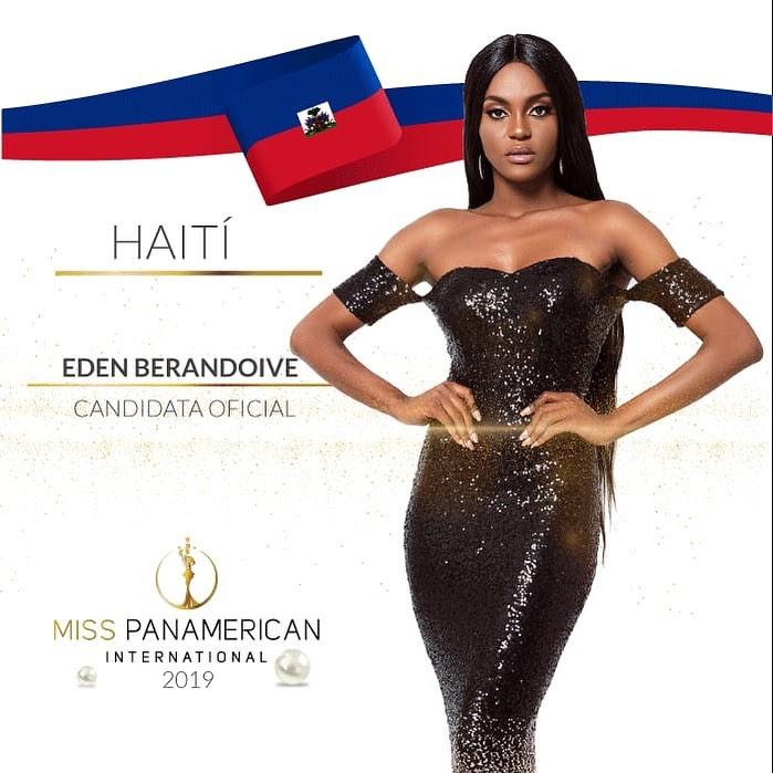 candidatas a miss panamerican international 2019. final: 2 nov. sede: guadalajara. - Página 2 85ovxfid