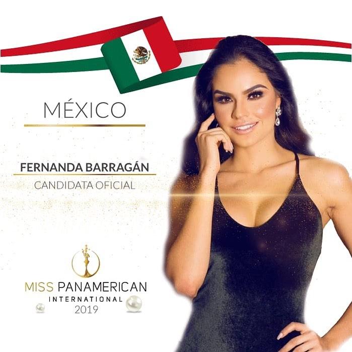 candidatas a miss panamerican international 2019. final: 2 nov. sede: guadalajara. - Página 2 9ymfrls8