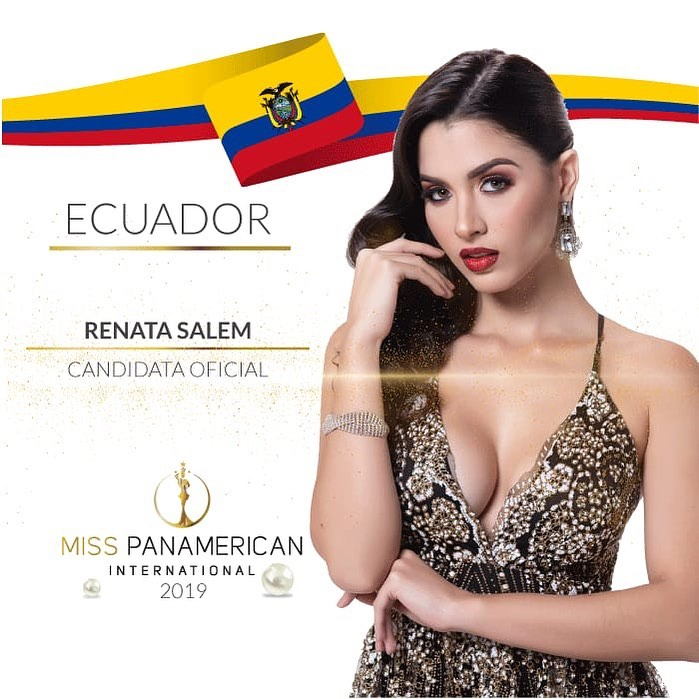 candidatas a miss panamerican international 2019. final: 2 nov. sede: guadalajara. - Página 3 Aox6znap