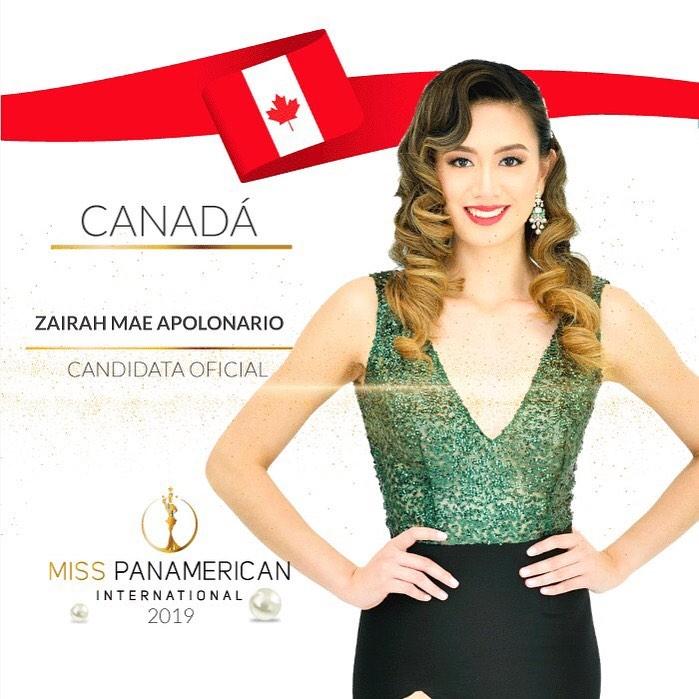 candidatas a miss panamerican international 2019. final: 2 nov. sede: guadalajara. - Página 3 Axehl222