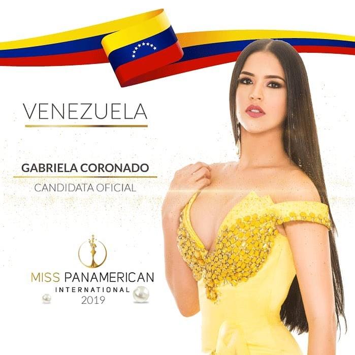 candidatas a miss panamerican international 2019. final: 2 nov. sede: guadalajara. - Página 2 Jlmekty3