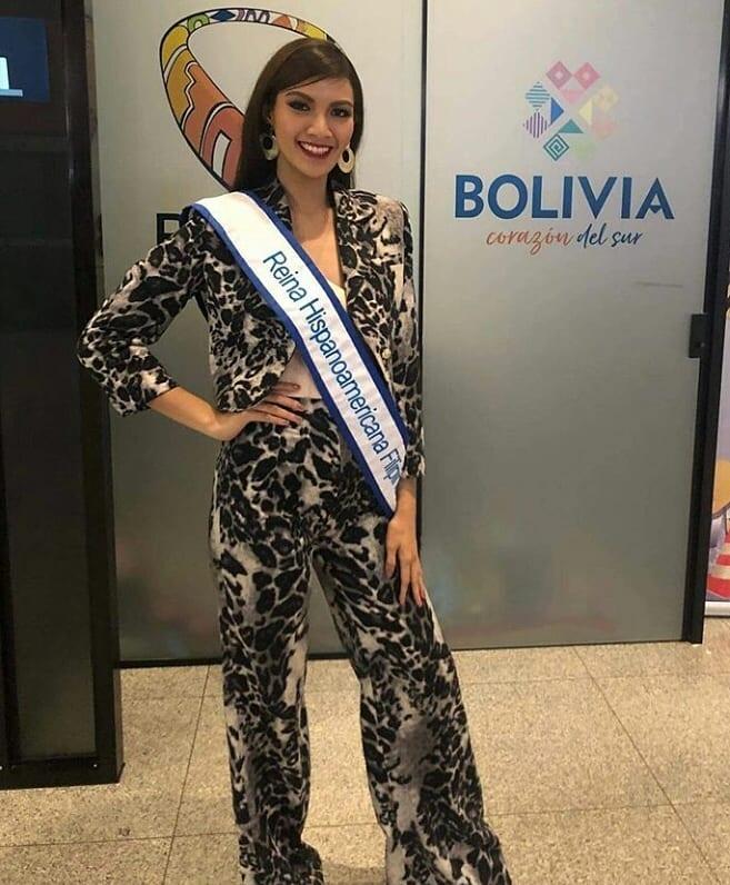 candidatas a reyna hispanoamericana 2019. final: 8 feb. 2020. - Página 3 Olfre4xs