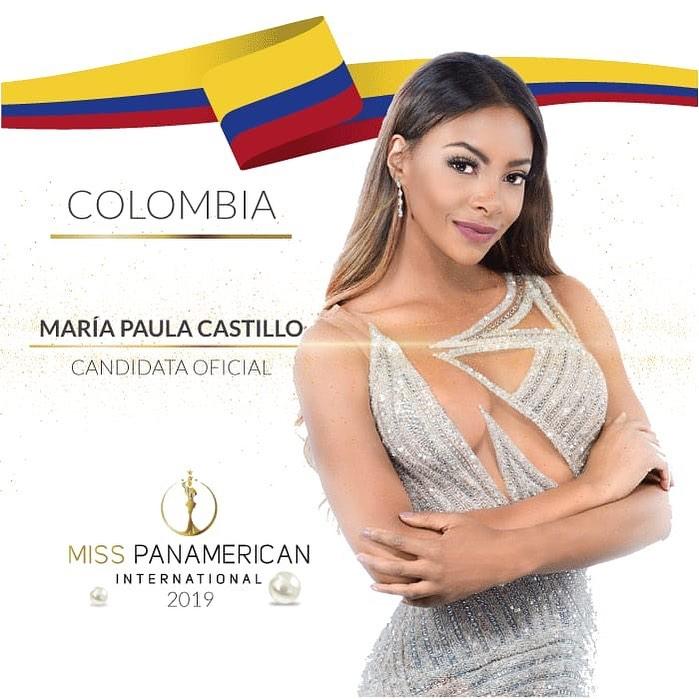 candidatas a miss panamerican international 2019. final: 2 nov. sede: guadalajara. - Página 3 Qk7x9buk