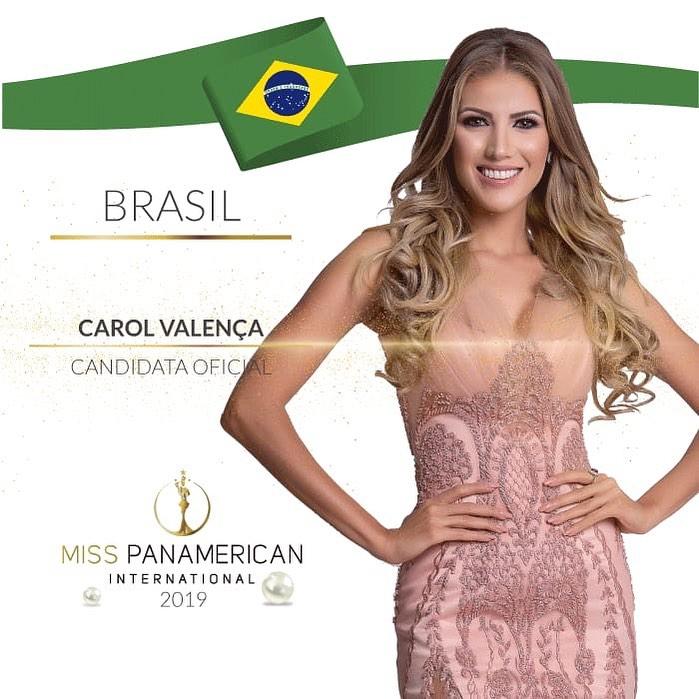 candidatas a miss panamerican international 2019. final: 2 nov. sede: guadalajara. - Página 3 Txoh6zpz