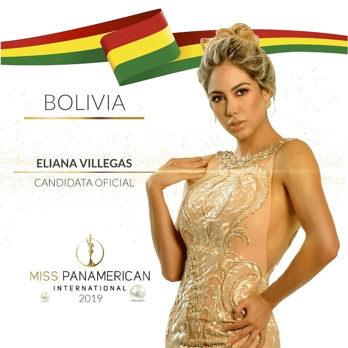candidatas a miss panamerican international 2019. final: 2 nov. sede: guadalajara. - Página 3 Vopt7vqi