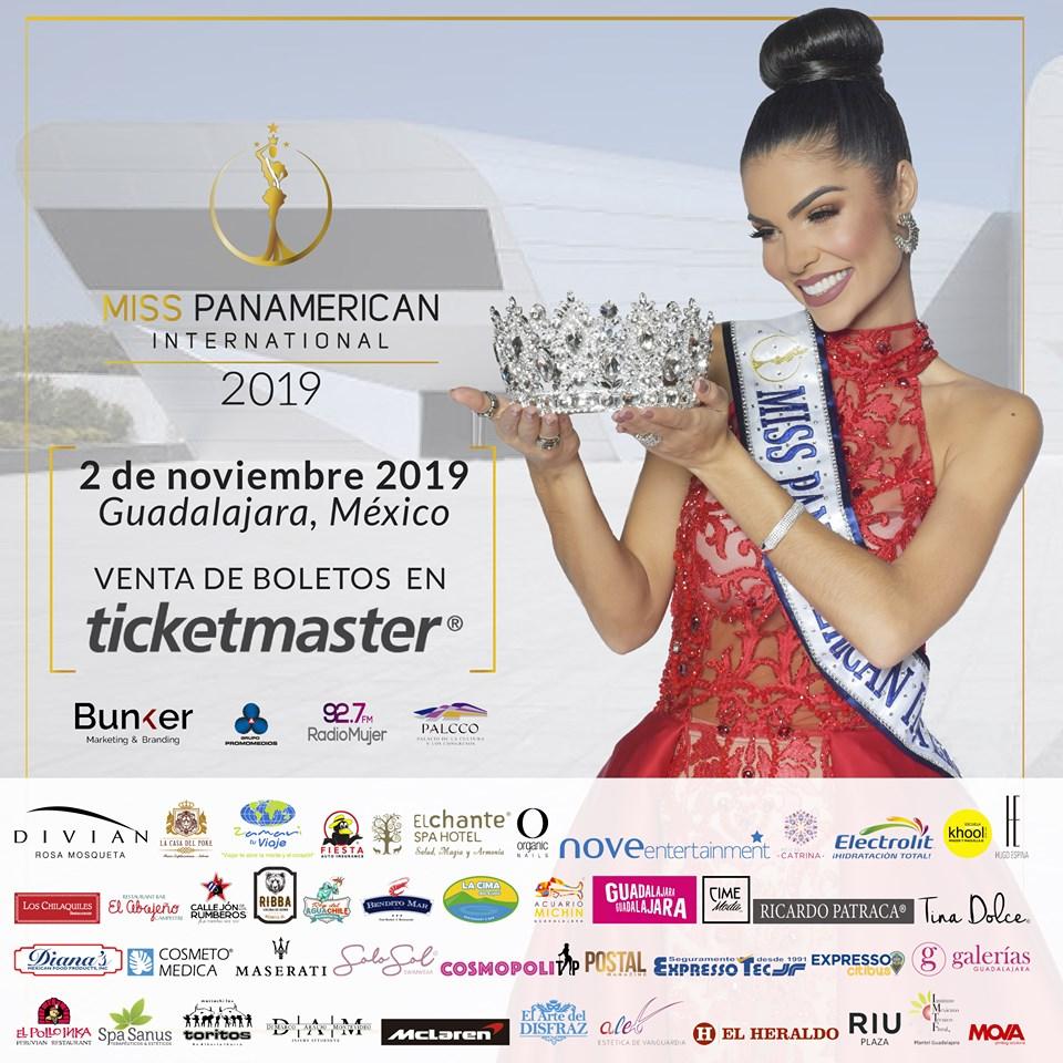 candidatas a miss panamerican international 2019. final: 2 nov. sede: guadalajara. - Página 2 Wurkofn7
