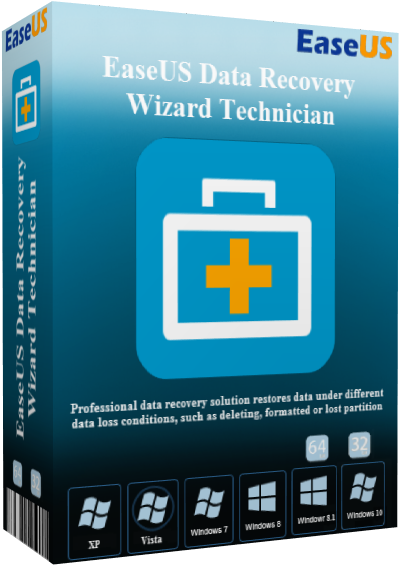 EaseUS Data Recovery Wizard Technician v13.0