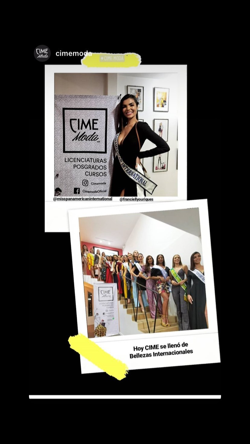 candidatas a miss panamerican international 2019. final: 2 nov. sede: guadalajara. - Página 3 Wjoqw6ut