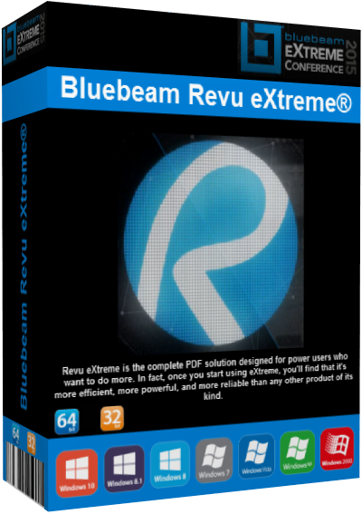 Bluebeam Revu eXtreme 2019 (x86-x64)