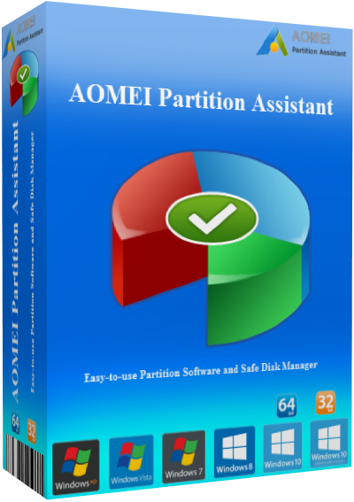 AOMEI Partition Assistant v8.5