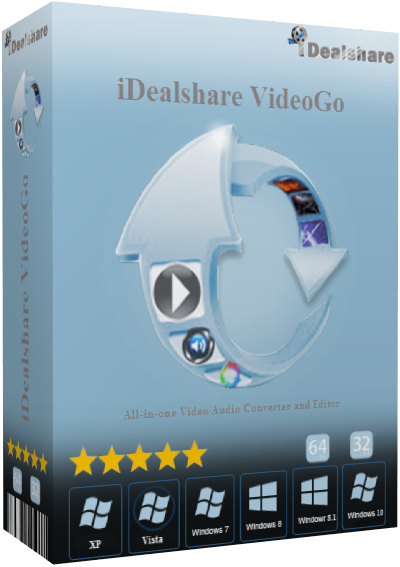 iDealshare VideoGo v7.1.1.7235 + Portable