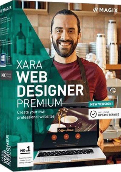 Xara Web Designer Premium v16.3.0.57723 (x64)