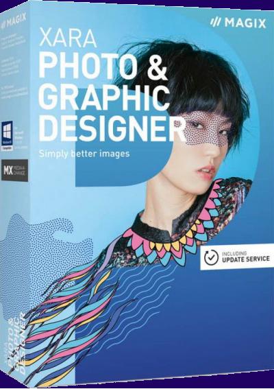 Xara Photo & Graphic Designer v16.2.0.56957 (x64)