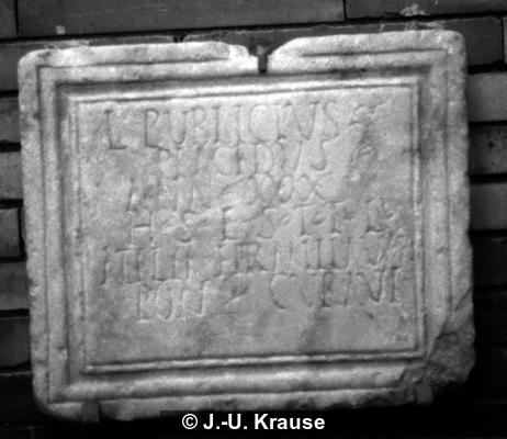 Übersetzungen alter Lateinischer Inschriften Rlshcezj