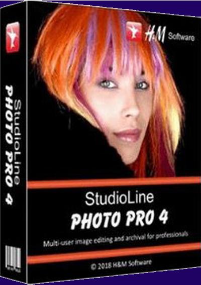 StudioLine Photo Pro v4.2.49