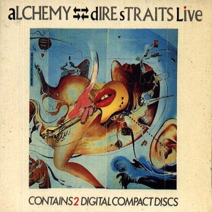 Dire Straits - Alchem - Dire Straits Live