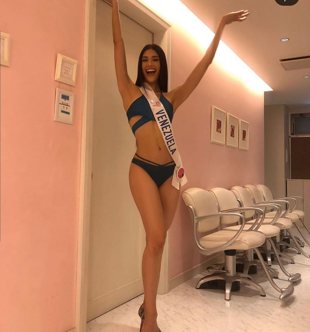 preliminary competition de miss international 2019: swimsuit. (videos pag 1). - Página 11 U2d8mmwj