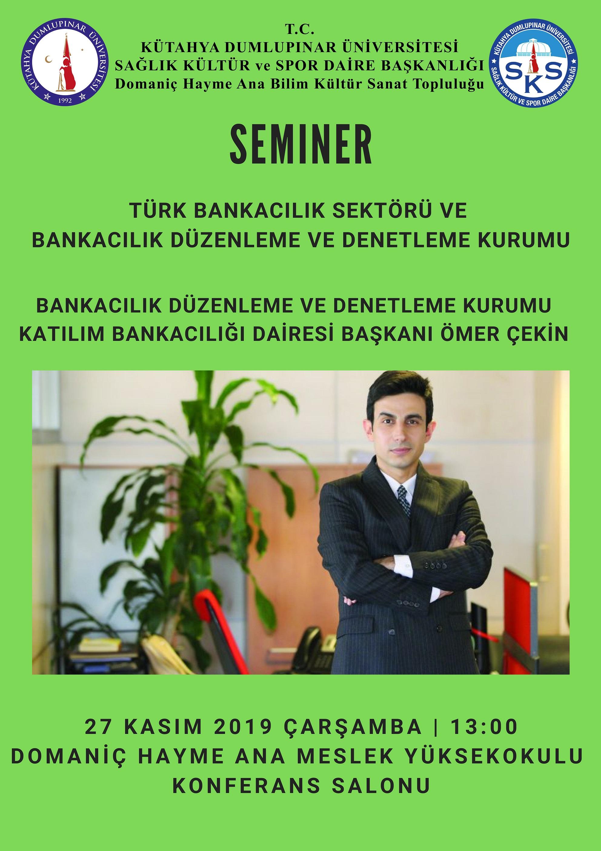 Türk Bankacılık Sektörü ve BDDK