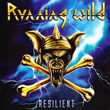 Running Wild – Resilient (Limited Deluxe Edition)