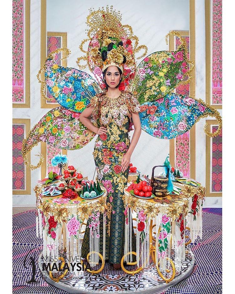 traje tipico de miss universe malaysia 2019. Hpwsem9x