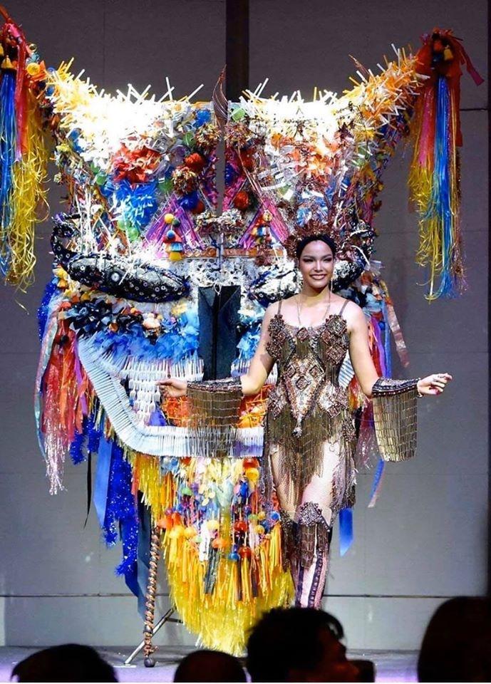 traje tipico de miss universe thailand 2019. Tcumc4us
