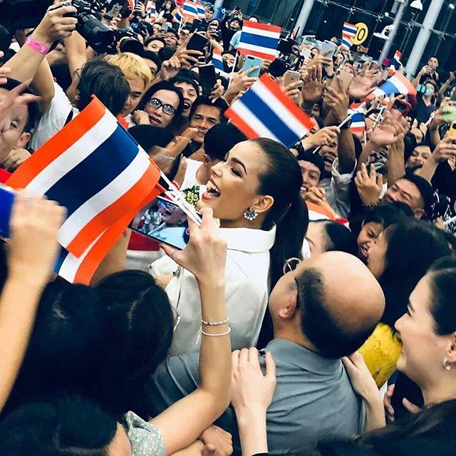 miss universe thailand 2019 de camino atlanta. Kfsyos8t