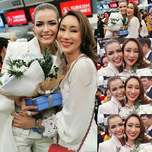 miss universe thailand 2019 de camino atlanta. N4l7ent5