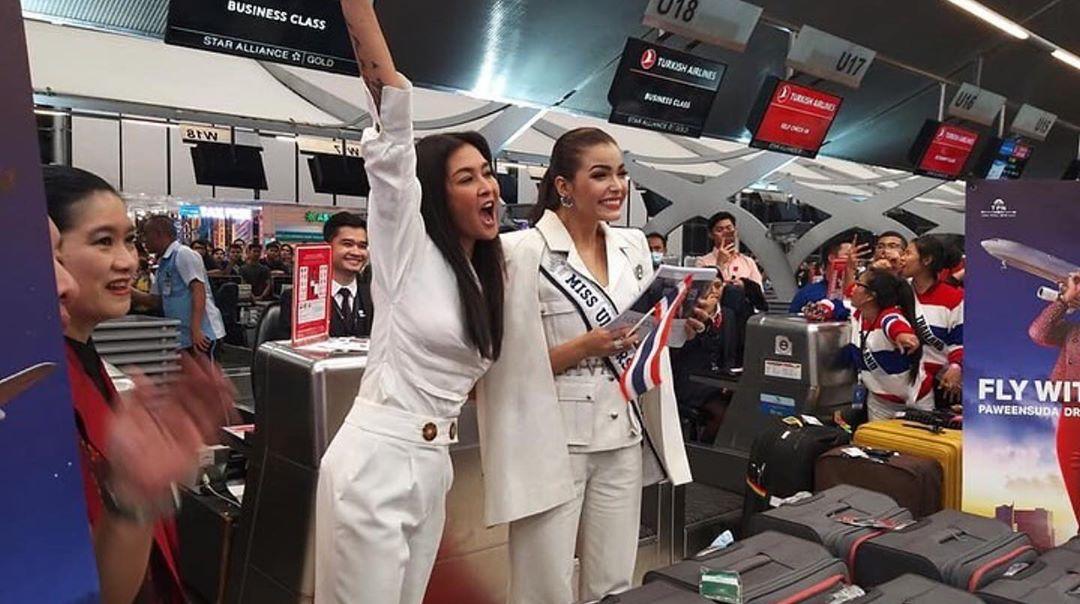 miss universe thailand 2019 de camino atlanta. Nb9zme9o