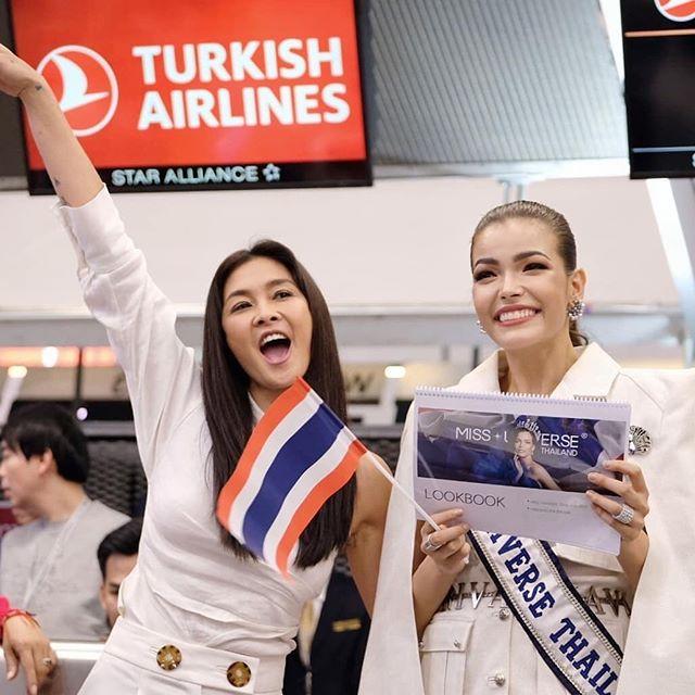 miss universe thailand 2019 de camino atlanta. Ojgjvsm4