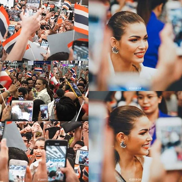 miss universe thailand 2019 de camino atlanta. Sqgpq3cq