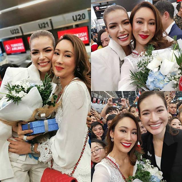 miss universe thailand 2019 de camino atlanta. Twx5ftwj