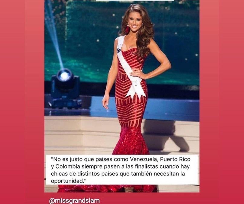 miss usa 2014 criticando colombia, puerto rico & venezuela. Mfapmayj