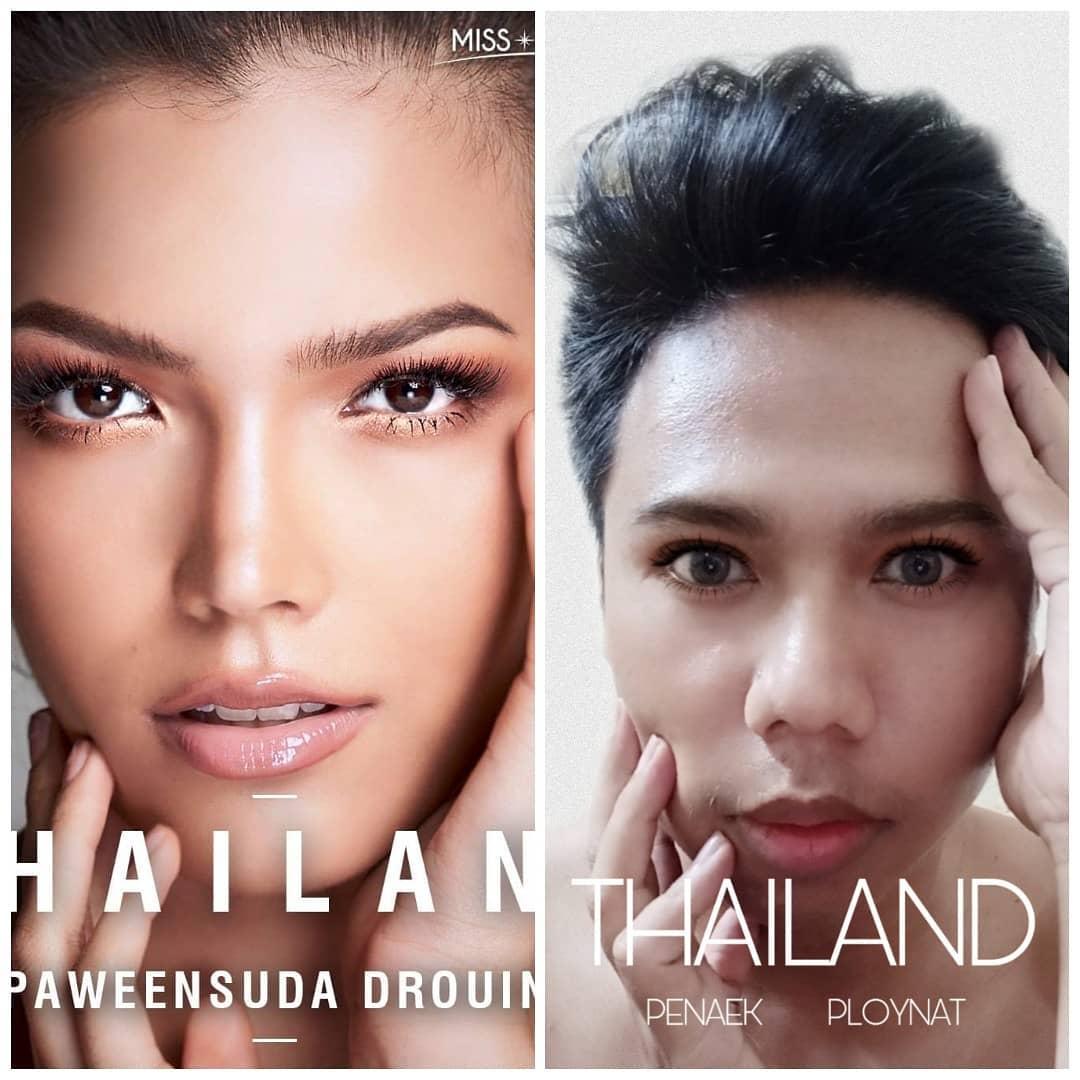 parodias de miss universe thailand 2019. Szlabghy