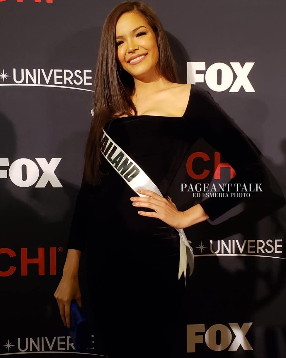 Tengo entendido que Hoy son las entrevistas de las Candidatas a Miss Universo - Página 4 Guqfiqxs