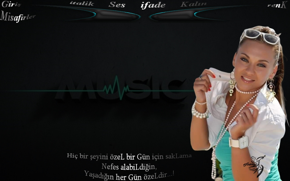 Efsane Ustadan Flatcast Radyo Teması ---->>``Hiç bir şeyini özeL bir Gün için sakLama´´