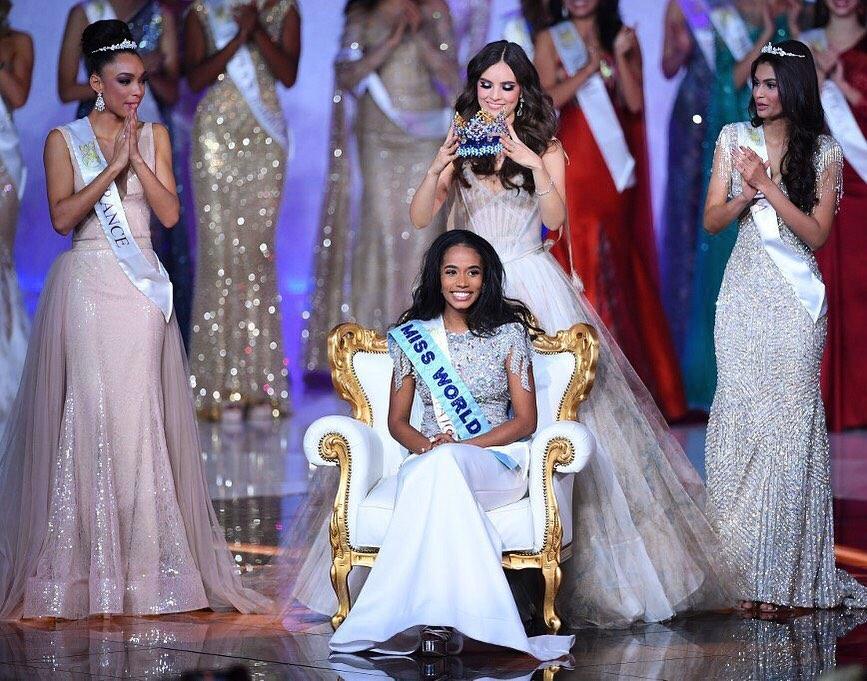 jamaica vence miss world 2019. Crtliha3