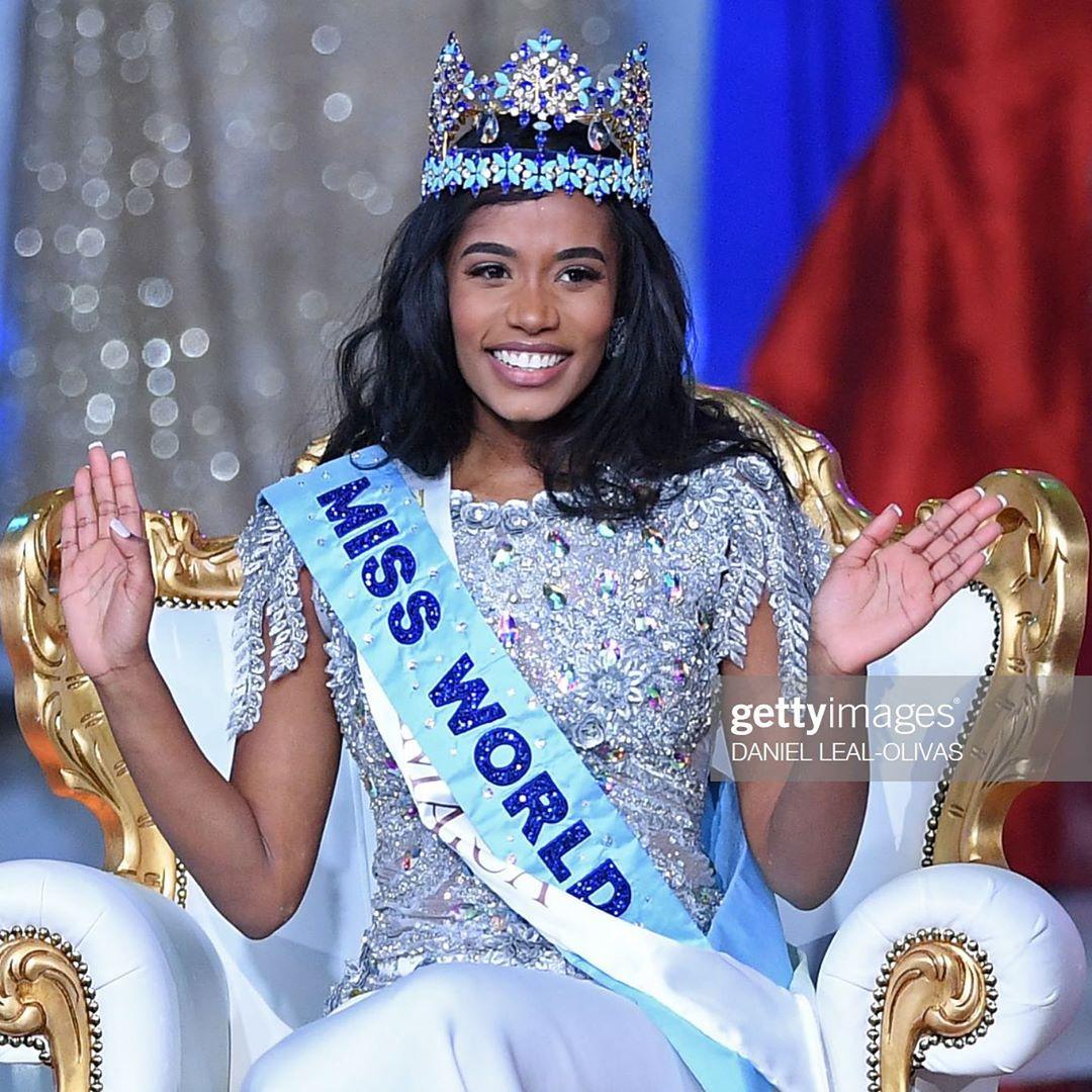 jamaica vence miss world 2019. Pomtbkr4