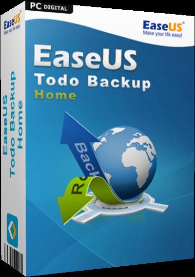 EaseUS Todo Backup Home v12.0.0.0 Build 20191118