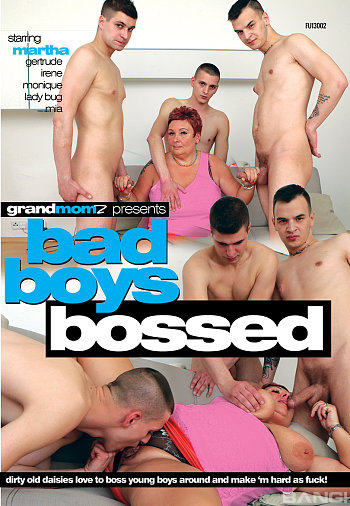 Bad Boys Bossed 720p Cover