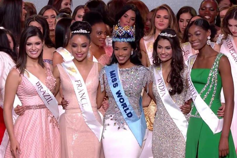 top 5: miss universe, miss world, miss international, miss supranational, miss grand international 2019. Lbb5ka9y