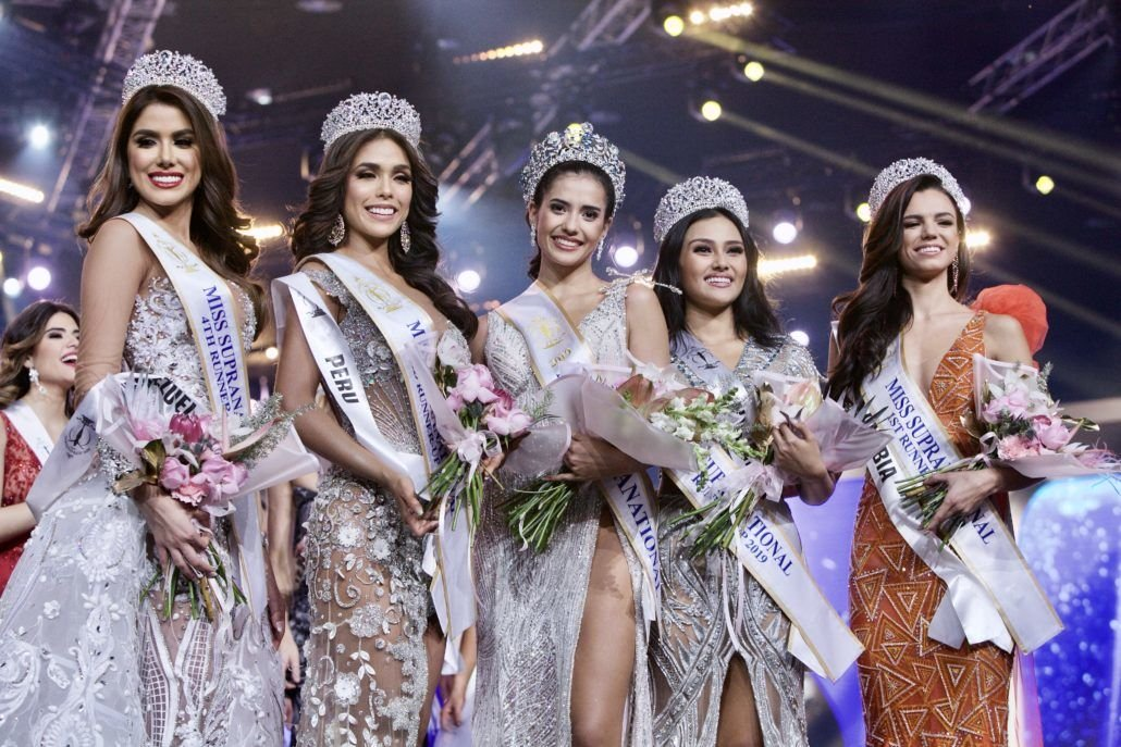 top 5: miss universe, miss world, miss international, miss supranational, miss grand international 2019. V9p2ieoa