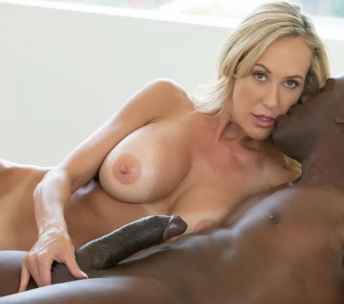 Brandi Love - Hot Blonde Wife Takes a Huge Black Cock (FullHD)