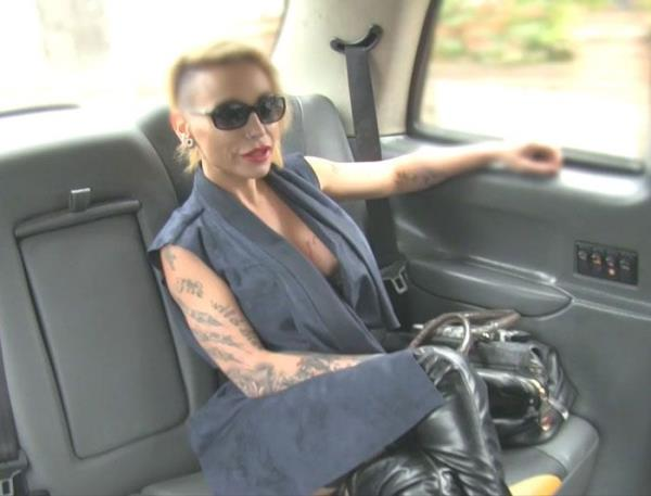 Petite Lady in Sexy Lingerie - Gina [FakeTaxi] (HD 720p)