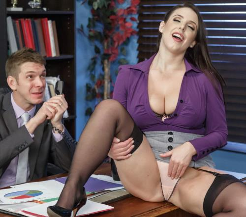 Angela White - My Slutty Secretary (FullHD)