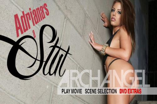 Adriana's A Slut (HD/8.14 GB)